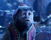 アラジン【実写映画】猿のアブーは本物?CG技術?吹き替え声優についても