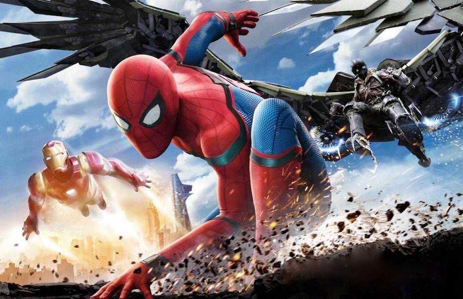 【スパイダーマンホームカミング】登った塔のロケ地は?撮影場所や学力コンテストについても
